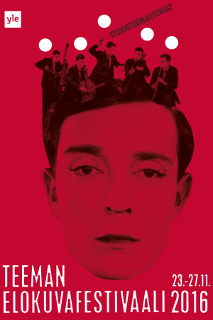 Teeman elokuvafestivaalin 2016 juliste.