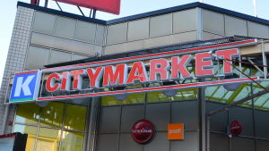 k-citymarket ingång