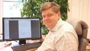 Fastighetschef Seppo Phil i Pargas