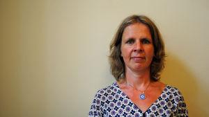 Anna-Lena Laurén journalist och författare