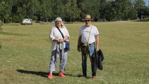 Skini Lindgård och Ralf Karlsson
