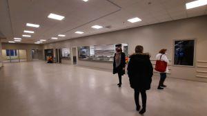 Kårkullas serviceenhet Intek flyttar in på Bottenviksvägen i Jakobstad.
