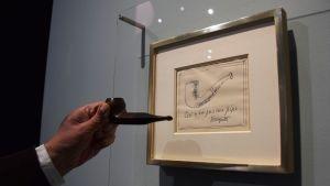 René Magritte: Bildernas opålitlighet (1928-29)