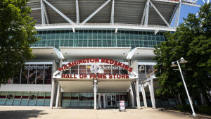 Washington Football Team är namnet som kommer användas för NFL-laget säsongen 2020.