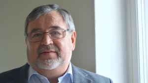 Stadsstyrelsens ordförande Matti Nuutti (SDP) i Borgå