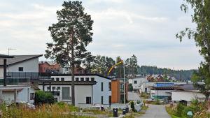 Nya hus i Sibbostrand i Sibbo