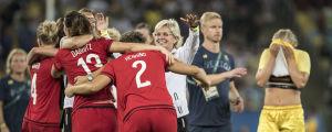 Tyskland besegrade Sverige i OS-finalen 2016 i Rio.