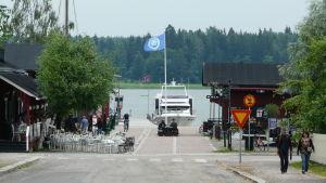 Skeppsbron i Lovisa