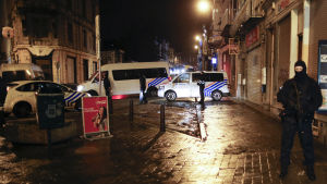 Antiterrorräd i Belgien