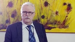 Mikael Forss, direktör på FPA