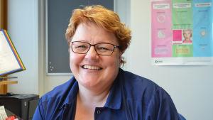 Sjukskötare på Myrbacka familjeplaneringsrådgivning