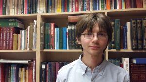 Nikita Lomakin, historiker på den ryska människorättsrörelsen Memorial.