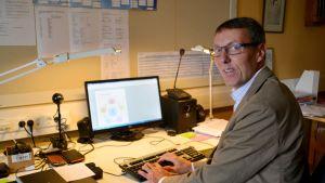 Lovisa gymnasiums rektor Anders Nordström