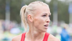 Annimari Korte har stått för en stark säsong.