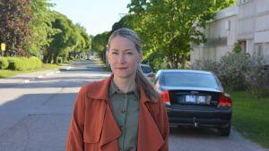 Kriminolog Sari Somppi