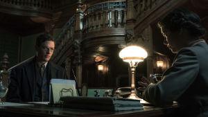 James Norton som Gareth Jones i filmen.