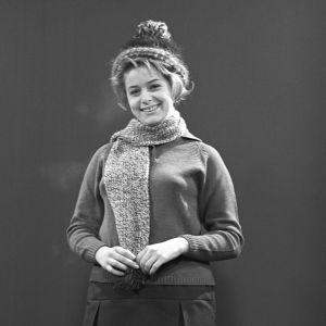 Marion Rung vuonna 1963