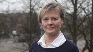 Rektor Annika Gustafsson vid Pargas svenska gymnasium