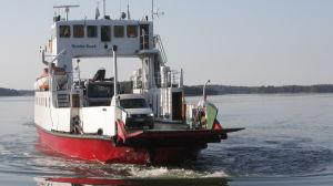 förbindelsebåten nordic duck