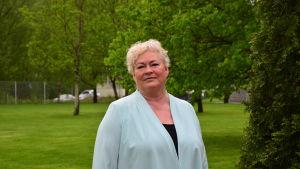 Projektchef Nina Waxlax på Vasa stad