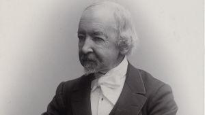 Porträtt av Zacharias Topelius