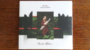 "Mari Kalkuns cd-skiva ""Ilmamôtsan""."