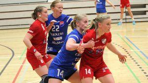 HIFK - Dicken, fjärde finalen.