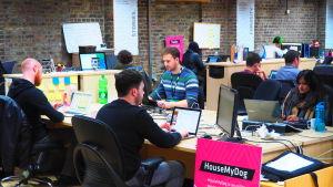 NDRC:s kontor i Dublin.