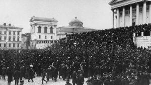 Strorstrejk och demonstration, 1905