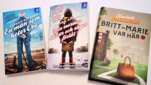 Fredrik Backmans böcker