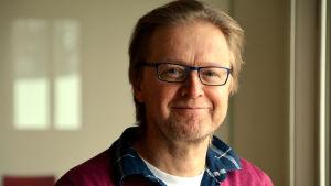 Teataerchef Dan Henriksson