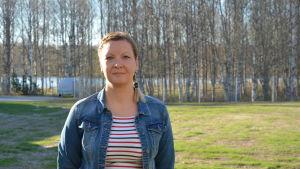 Dagvårdschef Anna Törnroos