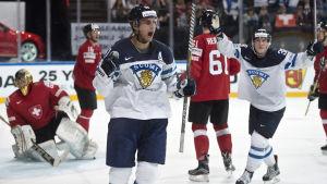 Valtteri Filppula, ishockey-VM 2017.