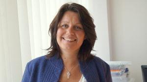 Ann-Charlott Rastas är rehabiliteringschef på Psykosociala förbundet.