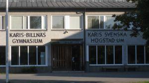 Karis-Billnäs gymnasium och Karis svenska högstadium