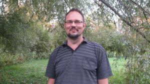 Naturinventerare Esko Vuorinen