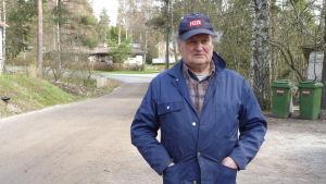 Henrik Dahl, Hällbrinksvägen