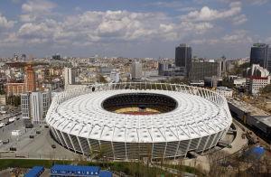 Olympiastadion, Kiev