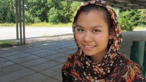Kosar fick röda krux i islamprovet när hon svarade enligt shiamuslimsk tradition.
