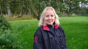 Eva Marander, verksamhetsledare för USM.