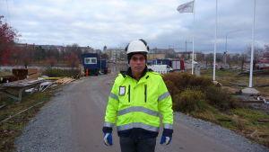 Projekteringsingenjör Jan-Ove Ingo