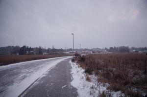 Byggplanering i Sjundeå.