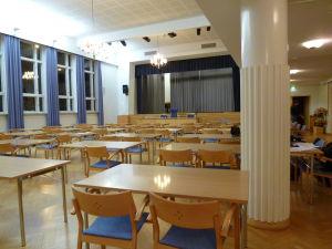 Raseborgs första stadfullmäktige har hållit sitt sista möte i Seminarieskolans aula i Ekenäs.