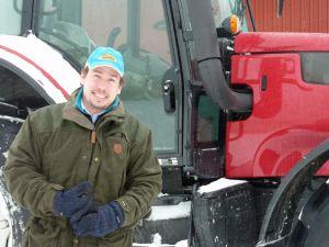 Anders Abarahamsson, jordbrukare i Kimito
