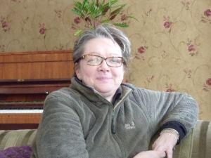 Anne-Liisa Palmu, företagare på Kimito