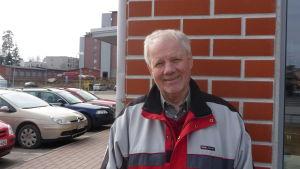 Ordförande i Korsholms kommunstyrelse Sven-Erik Bernas