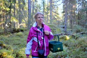 Marja Härkönen från Ylöjärvi