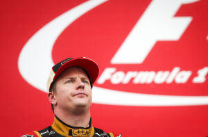 Kimi Räikkönen, hösten 2013