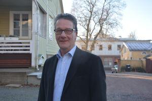 Sfp:aren Mikael Borgman i Raseborg.