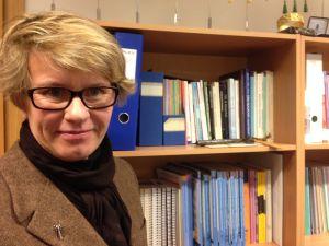 Eva Sandberg-Kilpi är programansvarig vid naturbruk och miljö i Raseborg